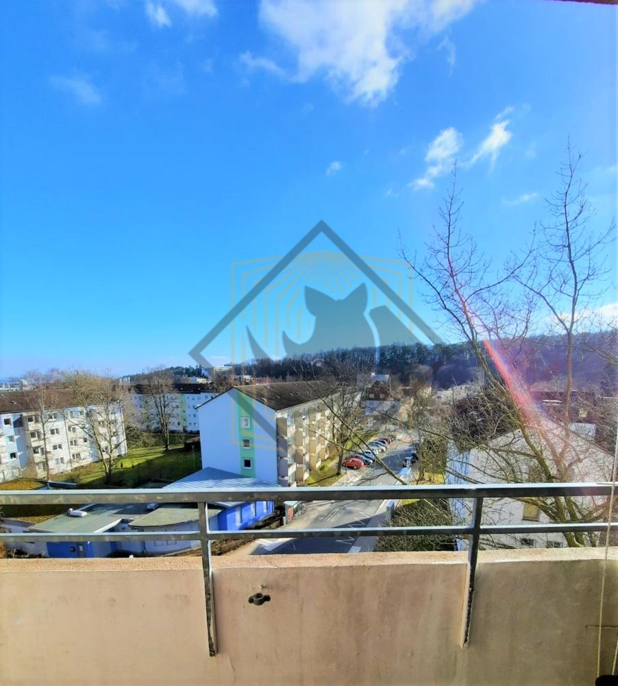 Balkon mit Blick - NEU